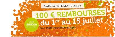 AGECIC Formations : 100 € remboursés du 1er au 15 juillet ! Batiweb