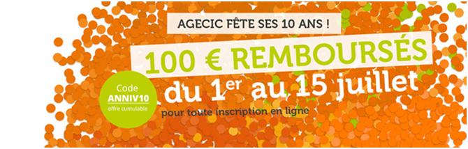 AGECIC Formations : 100 € remboursés du 1er au 15 juillet ! - Batiweb