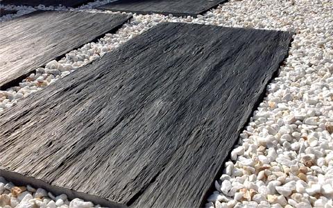 Aménagement paysager: tendances en pierre naturelle - Batiweb