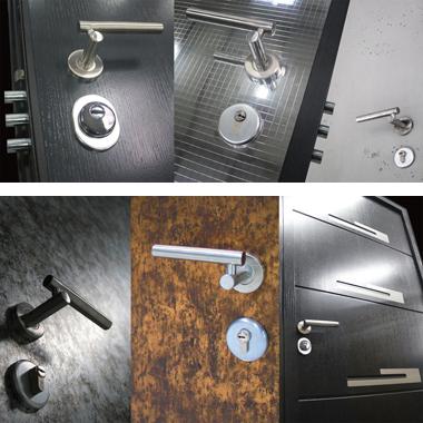 Euradif lance SAFEDOOR AMBIANCE EVOLUTION sa première collection de portes blindées personnalisables