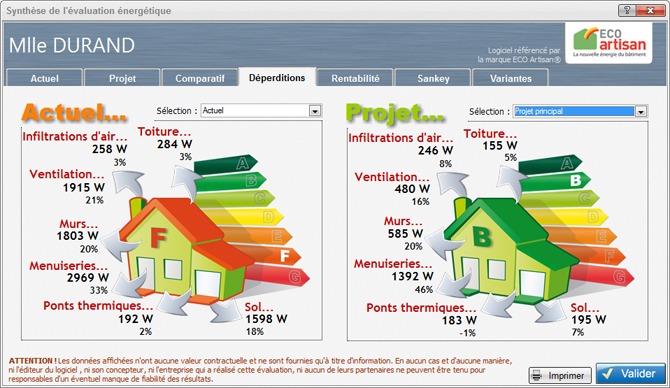 EASY Energie - Evaluation Energétique  - Batiweb
