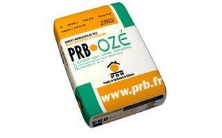 PRB OZÉ - Batiweb