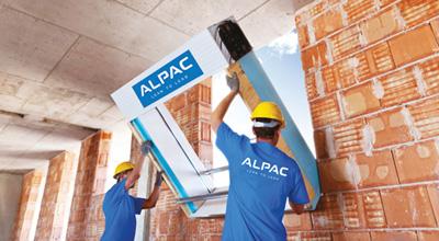 Le nouveau système d'isolation pour les fenêtres par ALPAC PRESYSTEM