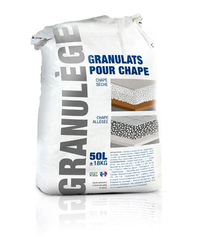 GRANULÈGE : le granulat minéral léger et isolant pour le bâtiment - Batiweb