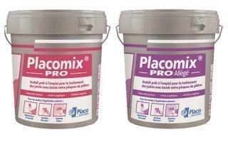 Les enduits polyvalents Placomix® Pro et Placomix® Pro Allégé rendent les chantiers plus efficaces