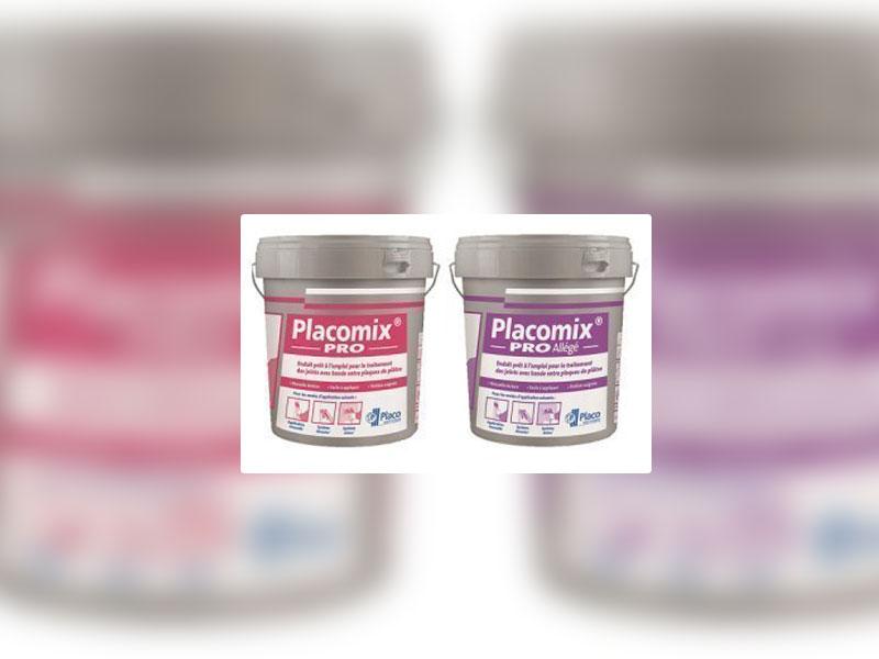 Les enduits polyvalents Placomix® Pro et Placomix® Pro Allégé rendent les chantiers plus efficaces - Batiweb