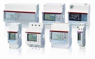 Nouvelle gamme de compteurs d'énergie électrique ABB