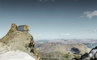 Le Refuge de l'Aigle : Une réalisation PREFA de haute altitude ! - Batiweb
