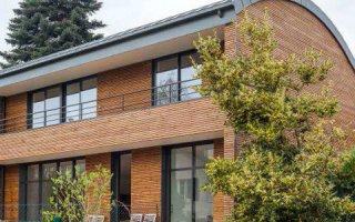 TECHNAL PARTICIPE À LA CONSTRUCTION D'UNE MAISON TOUTE EN COURBES - Batiweb