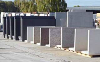 Evolution de la nouvelle marque dédiée aux murs de soutenement en béton fabriqués en usine