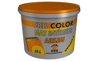 PRB COLOR MAT INTÉRIEUR AIRLESS - Batiweb