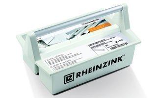 Un nouvel étain sans plomb, l'atout sécurité RHEINZINK