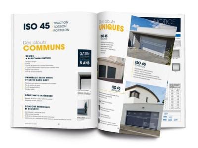 Un catalogue Novoferm Habitat dédié : une première chez les fabricants du secteur Batiweb
