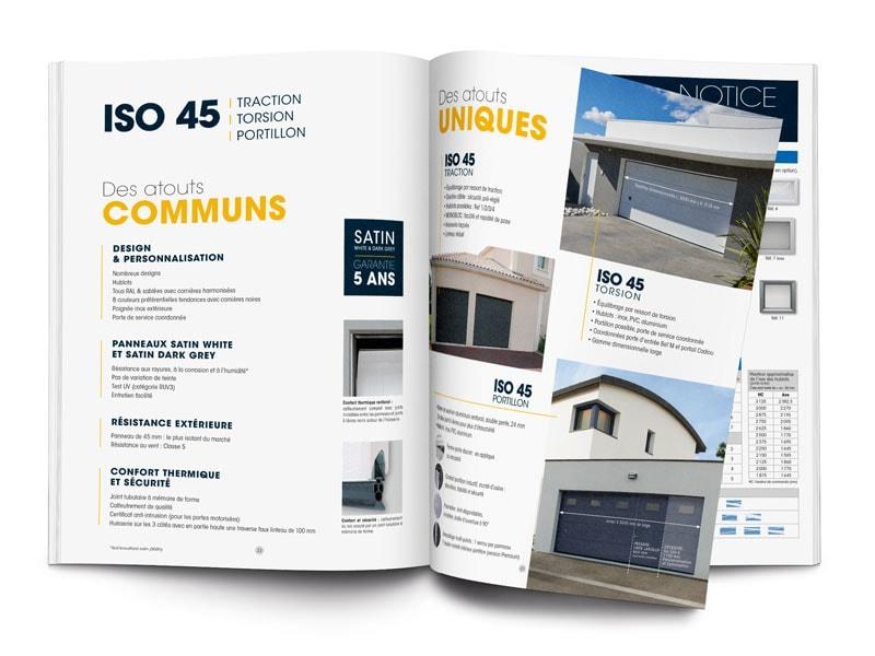 Un catalogue Novoferm Habitat dédié : une première chez les fabricants du secteur - Batiweb