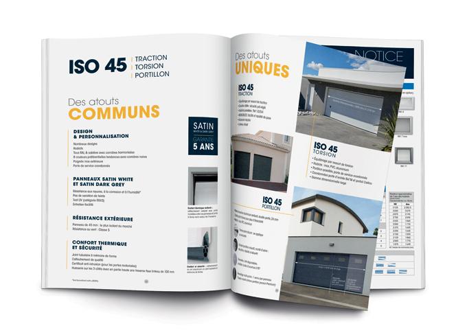 Un catalogue Novoferm Habitat dédié : une première chez les fabricants du secteur