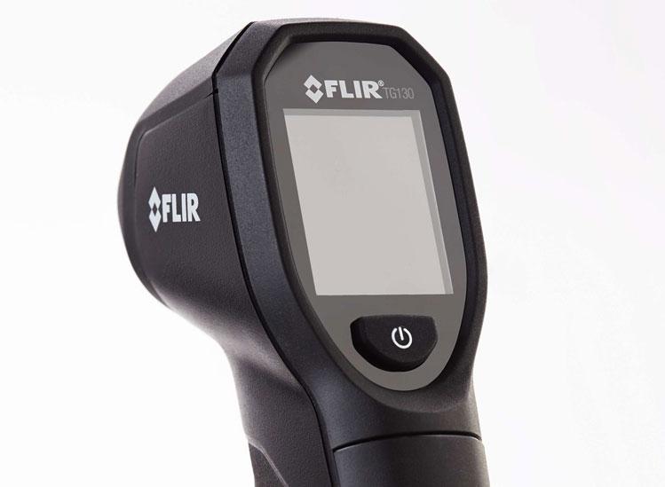 La caméra TG130 de FLIR vous aide à réduire vos factures d'énergie - Batiweb