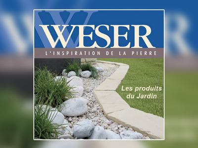 Rendez-vous au jardin : l'harmonie de la pierre et de la nature avec WESER Batiweb