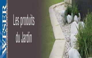 Rendez-vous au jardin : l'harmonie de la pierre et de la nature avec WESER
