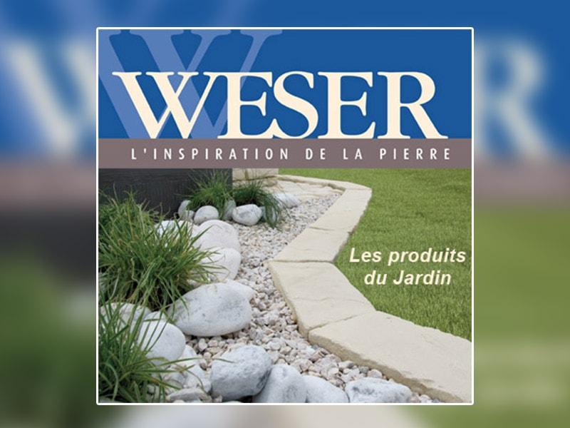 Rendez-vous au jardin : l'harmonie de la pierre et de la nature avec WESER - Batiweb