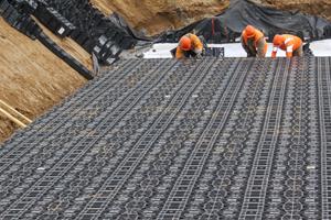 Gestion des eaux pluviales : Une solution innovante à Hazebrouck (59)