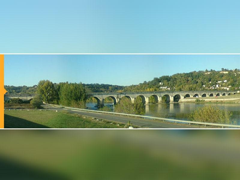 Teranap TP et Paracoating Deck pour la rénovation des banquettes du pont-canal d'Agen - Batiweb