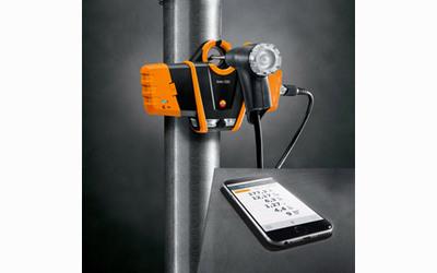 Nouvel analyseur de combustion connecté TESTO 330I, un maniement révolutionnaire, une technologie éprouvée ! Batiweb
