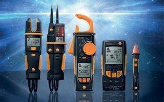 Testo réinvente la mesure électrique avec sa nouvelle génération d'appareils de mesure plus simples et plus sûrs