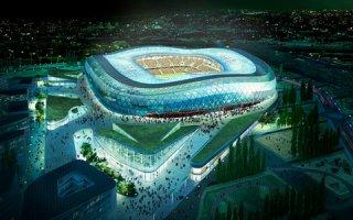 Euro 2016 : Les spectateurs des nouveaux stades de Nice et Bordeaux sous bonne protection ! Akasison®, système d'évacuation siphoïde des eaux pluviales, par Nicoll Batiweb