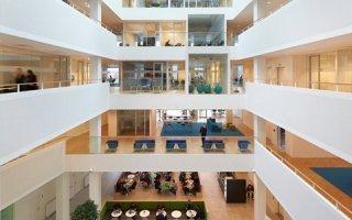 Les innovations d'ABB améliorent l'efficacité énergétique d'un bâtiment de Microsoft Batiweb