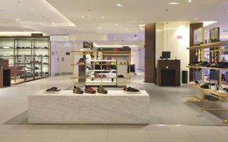 Carrelage d'un grand magasin parisien : quand l'esthétique s'unit au côté pratique - Batiweb