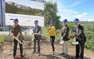 Deux ans après la construction de son usine de production, GEZE investit dans un nouveau centre de Recherche & Développement. - Batiweb