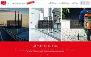 Toujours soucieux de la qualité de son service,  ACOvous fait découvrir son nouveau site internet:  www.aco.fr