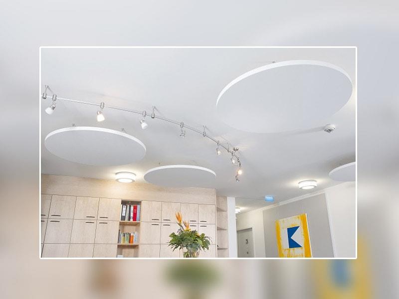 Knauf AMF présente TOPIQ® Sonic Element, les dalles acoustiques décoratives et ludiques ! - Batiweb