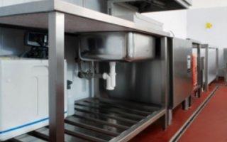 Caniveaux à fente ou à grille, ACO Modul en acier inoxydable  pour le drainage intérieur des bâtiments Batiweb