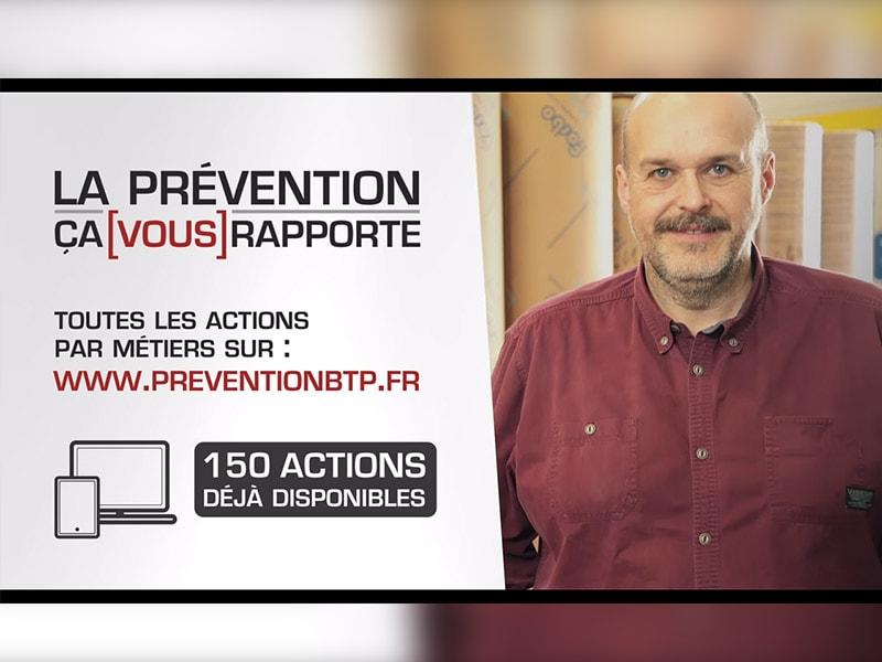 LA PRÉVENTION ÇA VOUS RAPPORTE - 2 - Batiweb