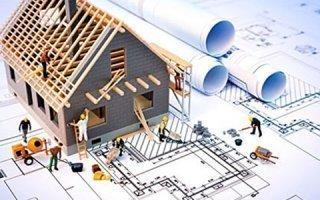 Une maison en construction implique une assurance habitation et des garanties