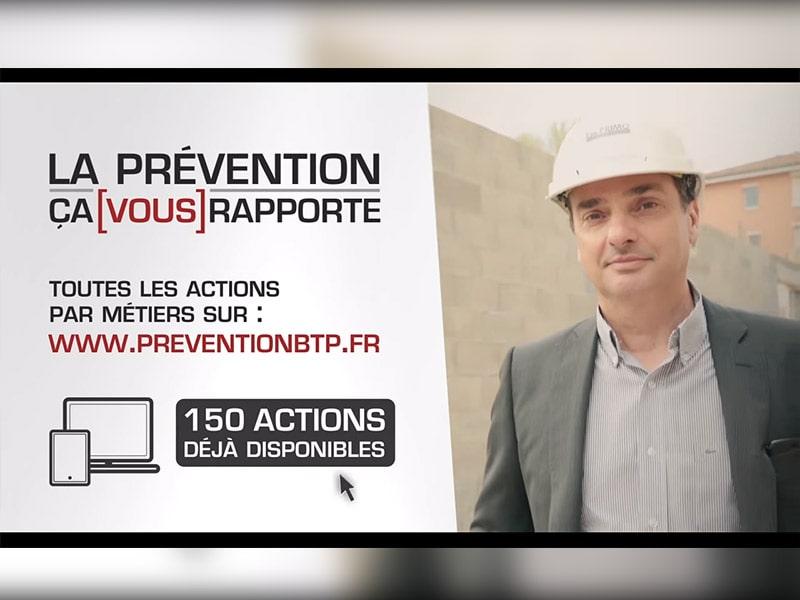 LA PRÉVENTION ÇA VOUS RAPPORTE - 4 - Batiweb