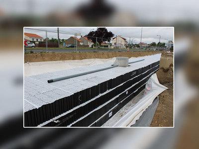Stockage et infiltration de l'eau pluviale en milieu urbain Batiweb
