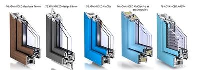 L'avenir se profil avec la gamme 76 Advanced! Batiweb