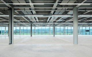 La société suisse Sky-Frame mise sur des luminaires TRILUX