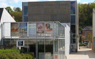 TECHNAL PARTICIPE AU PROJET « LE DOMINO »* À MÉRU (60) : RÉHABILITATION DU CINÉMA ET CONSTRUCTION D'UN CENTRE CULTUREL - Batiweb