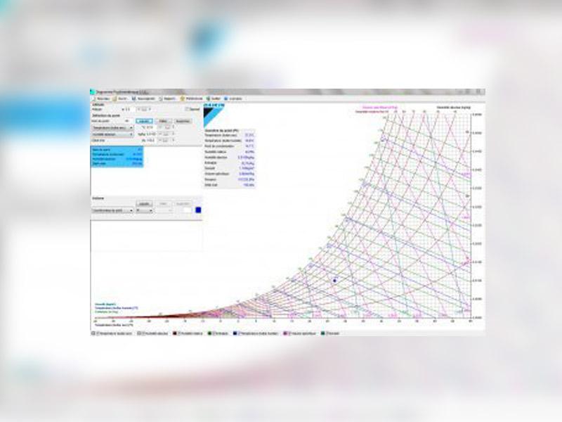 DAIKIN lance un nouvel outil pour connaître les caractéristiques de l'air que nous traitons - Batiweb