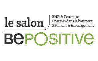 Rendez-vous sur BePOSITIVE : le Salon de la Performance énergétique et environnementale des bâtiments et territoires – Du 8 au 10 mars 2017 - Lyon Batiweb