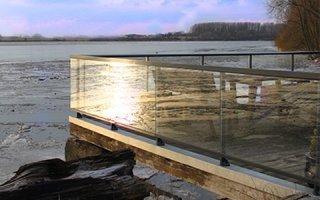 dani alu. Garde-corps en aluminium pour toiture-terrasse et balcon. Batiweb