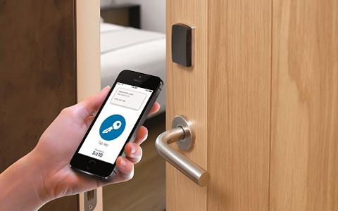 Ouvrez les portes avec votre smartphone !