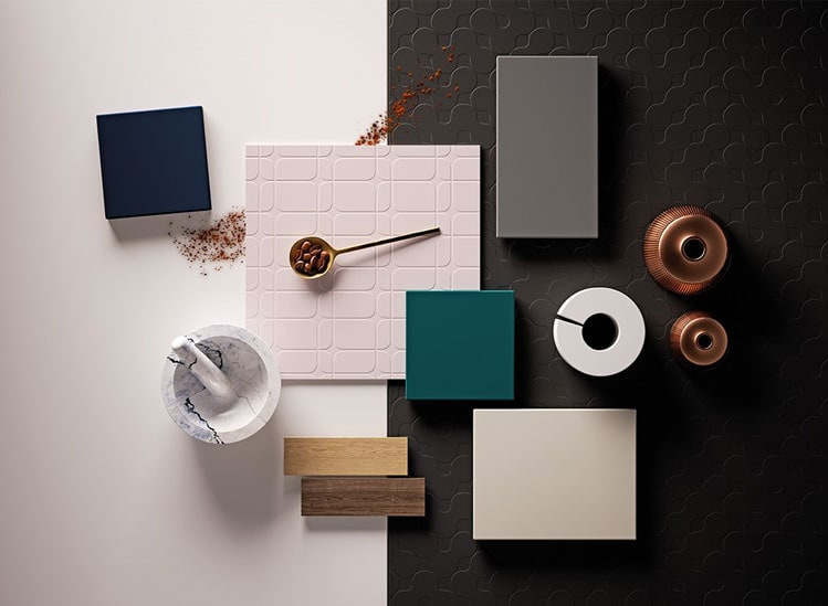 LG Hausys dévoile, en avant première, les couleurs Velvet,  4 nouvelles teintes de la gamme Solid de HI-MACS®