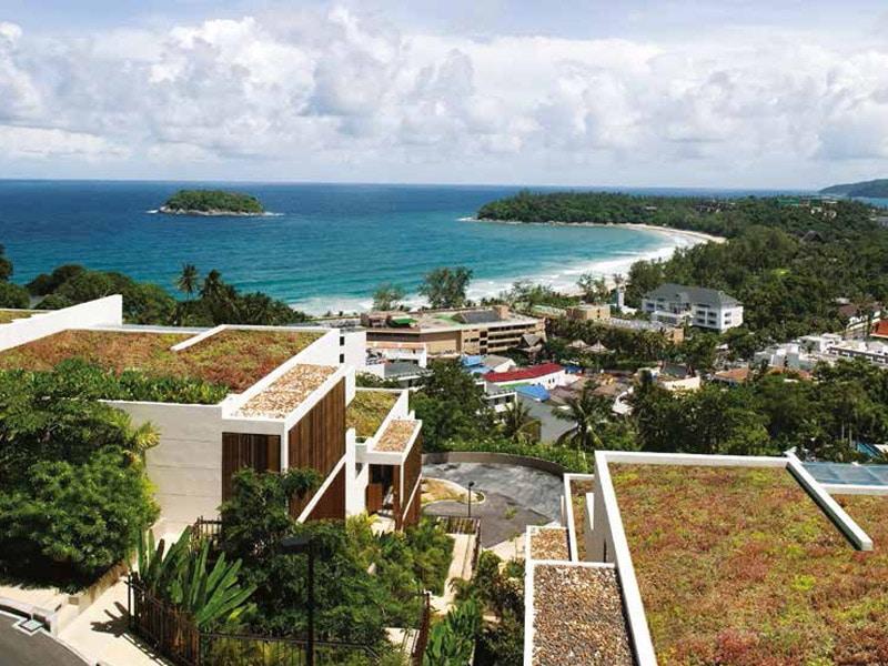 Les solutions vertes par Knauf Insulation :  Urbanscape GreenRoof, la toiture végétalisée extensive innovante - Batiweb