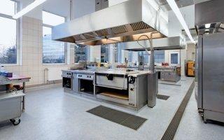 L'étanchéité des cuisines collectives et locaux U4P4SE3C2 avec Kemperol® CC