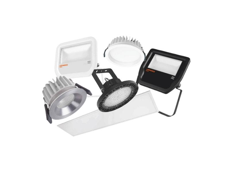 La gamme de luminaires LED de LEDVANCE s'agrandit avec de nouvelles références - Batiweb