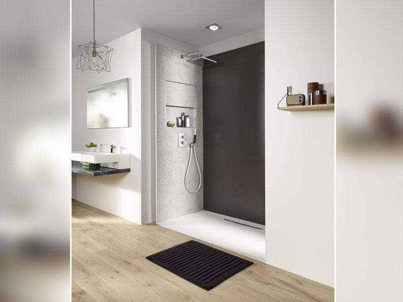 Écrin – une douche encastrée sans cassé le mur ! - Batiweb
